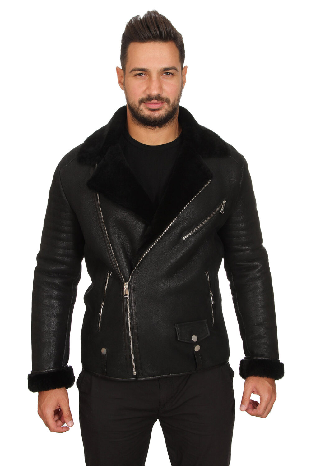 Affordable Leather Jackets Mens