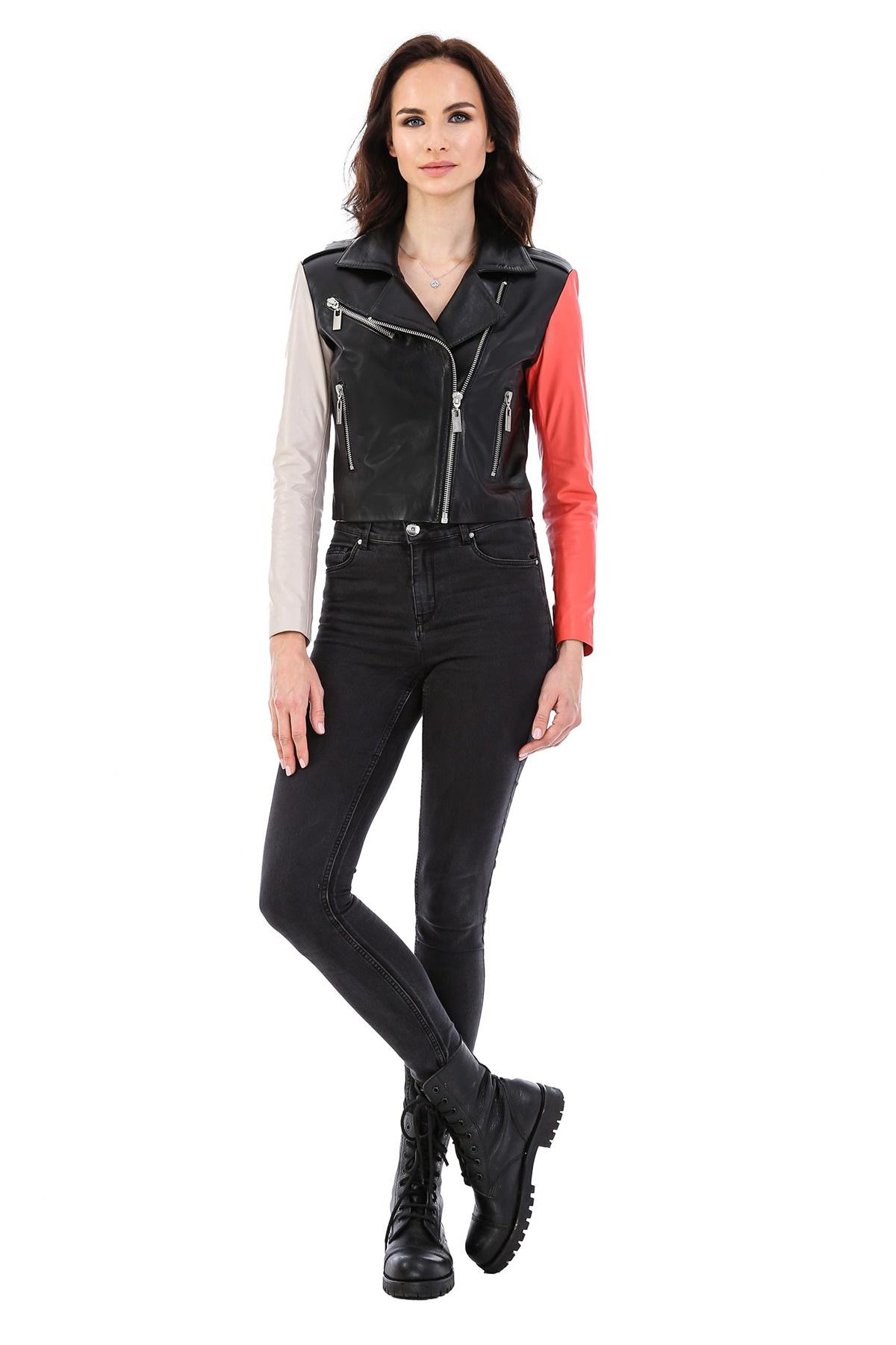 Women's Lambskin Leather Jackets