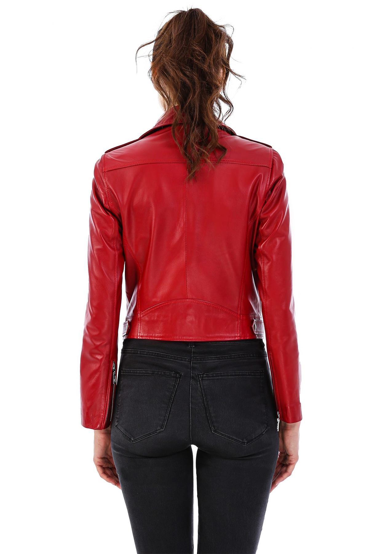 Wilson Leather Jacket Pelle Studio
