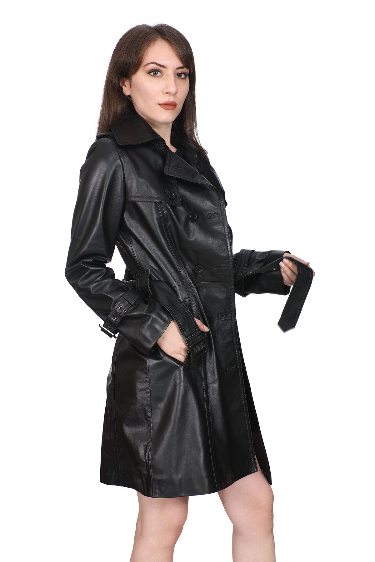 Leather Coats And Jackets