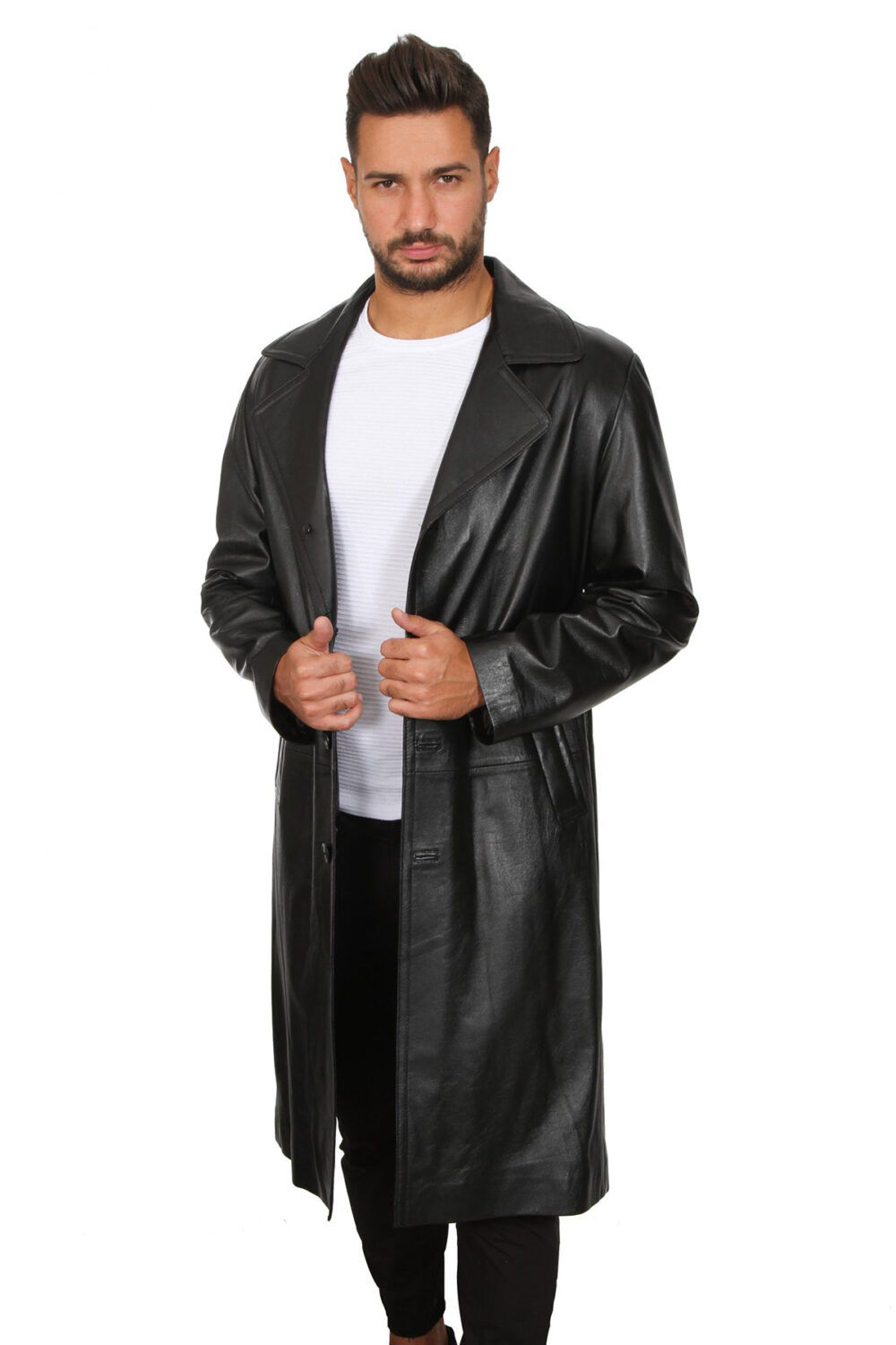 Alfred Dunhill Leather Jacket