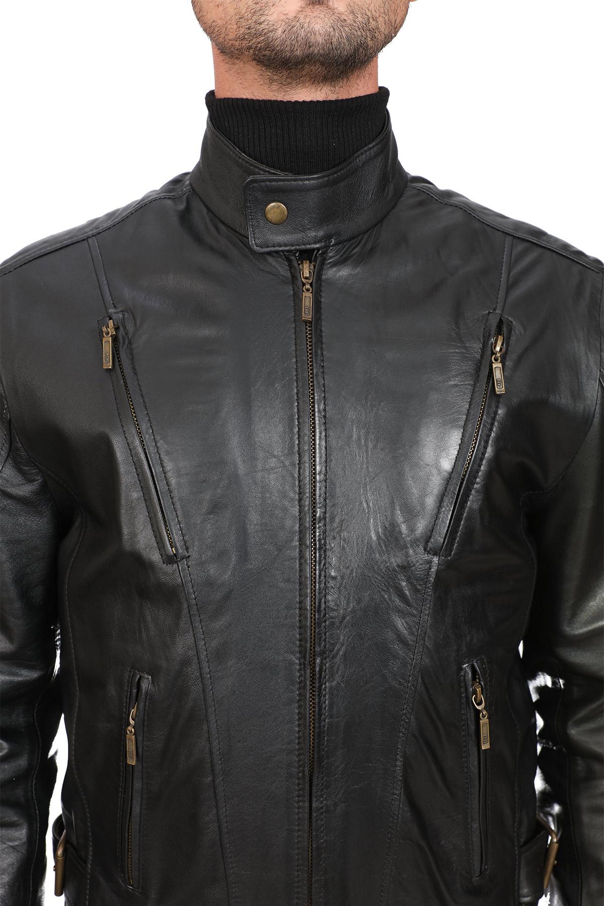 Leather Jacket Mens Sale