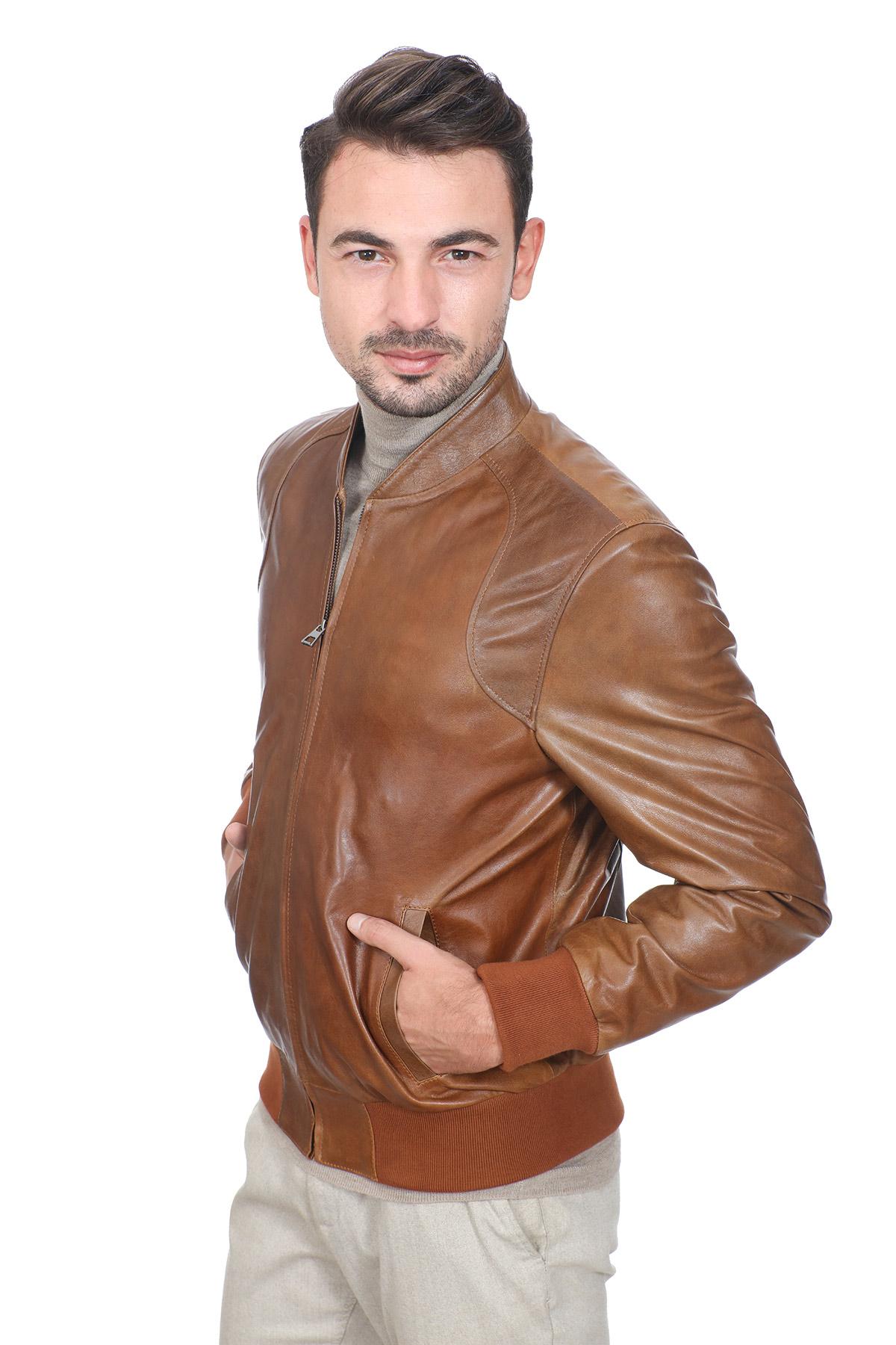 Brown Jacket For Mens