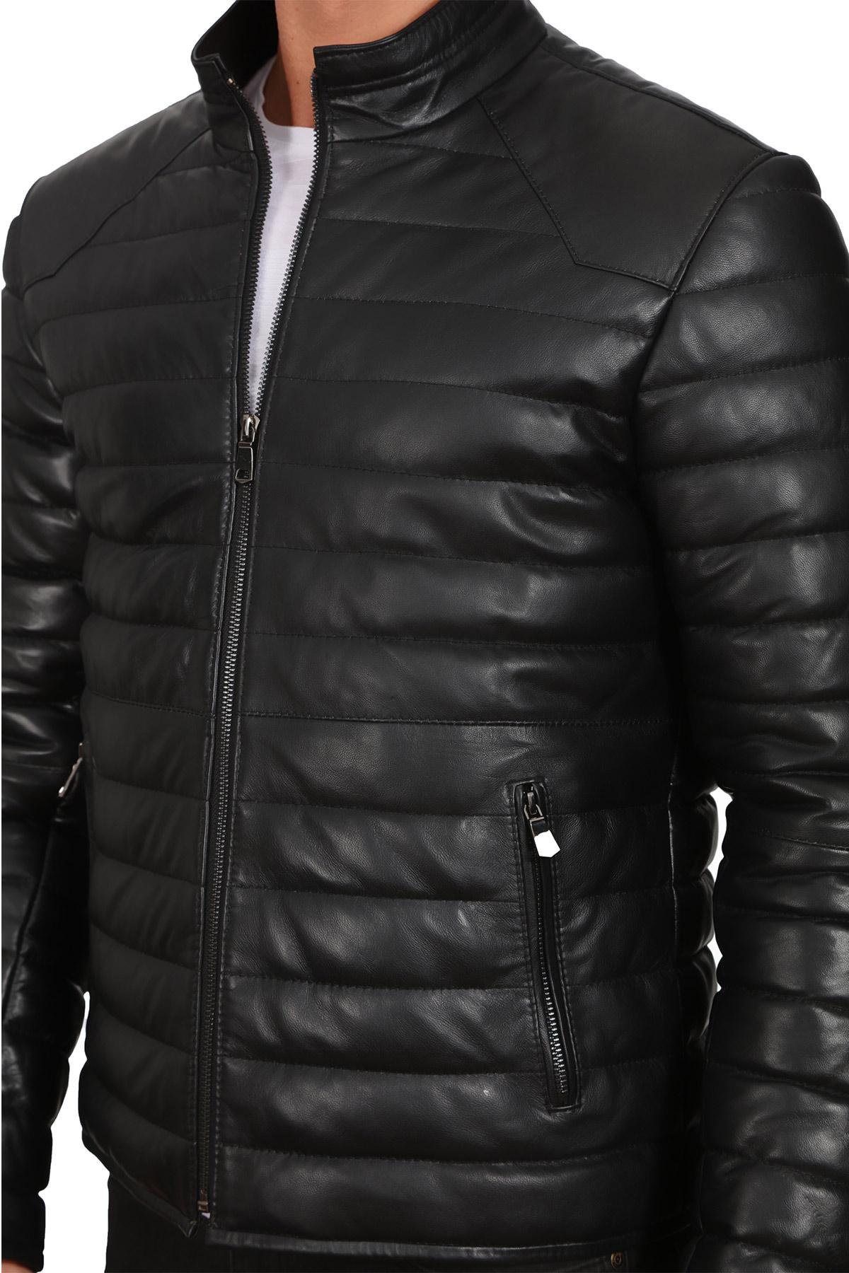 Universal Standard Leather Jackets