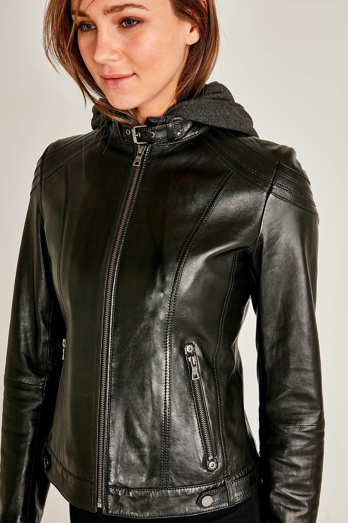 Cheap Womens Leather Jackets