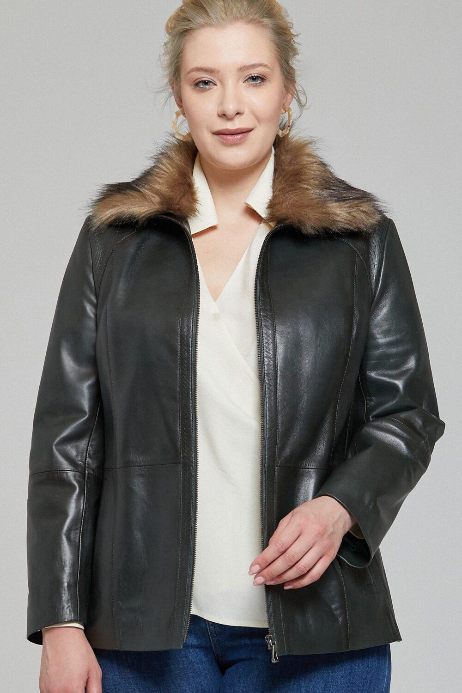 Leather Womens Jacket