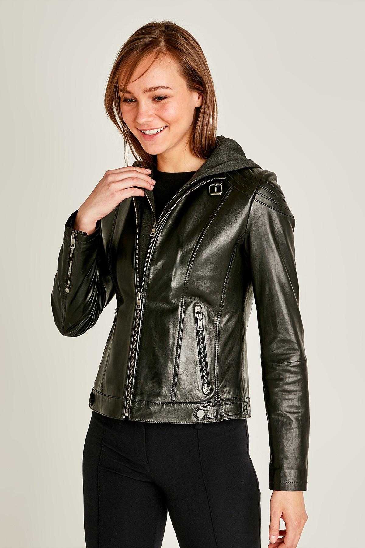 Allsaints Women's Leather Jacket