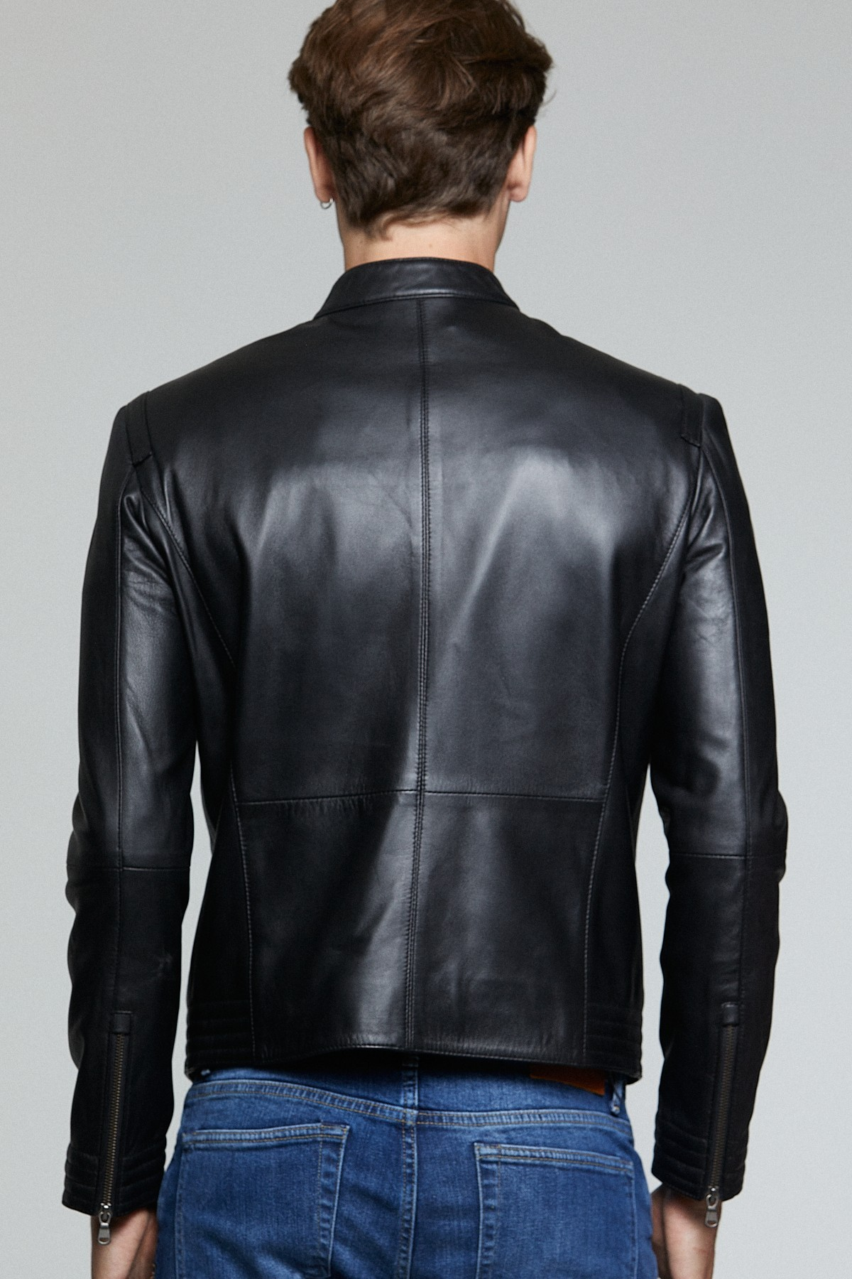 Leather Jacket For Winter