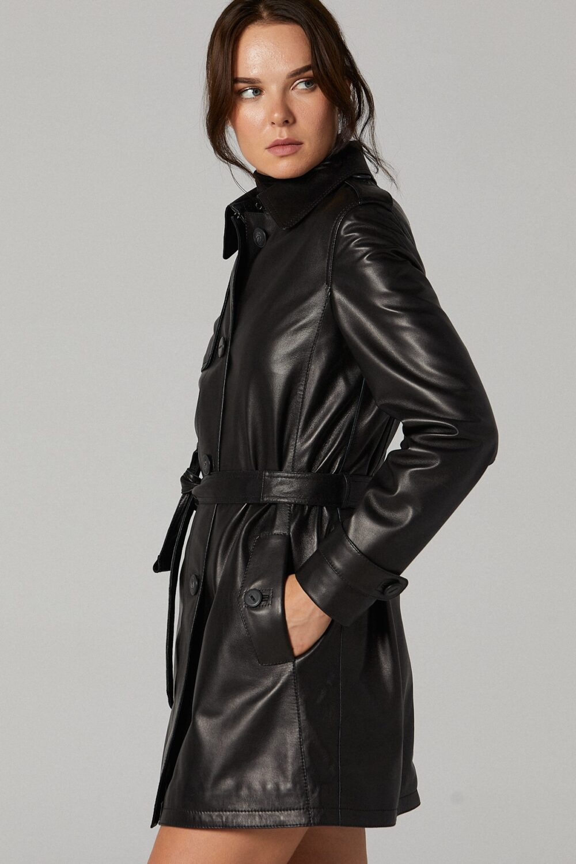 Asos Womens Leather Jacket
