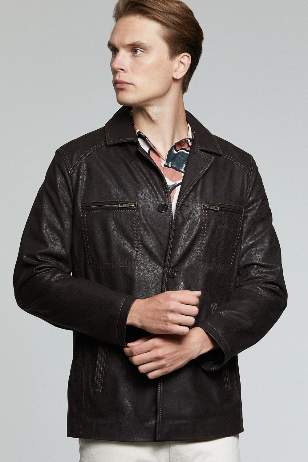 Burberry Leather Jacket Price