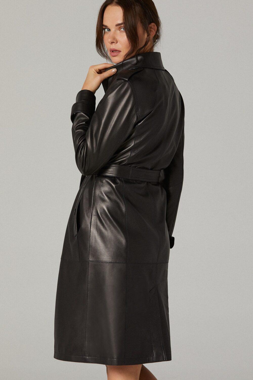 Universal Standard Womens Leather Jackets