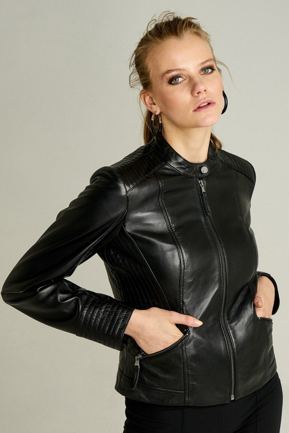 Wilsons Leather Pelle Studio Jacket