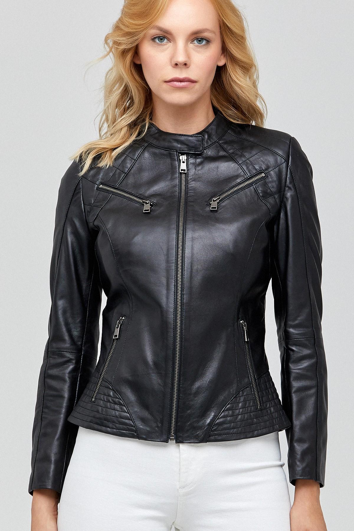 Flight Jacket Leather