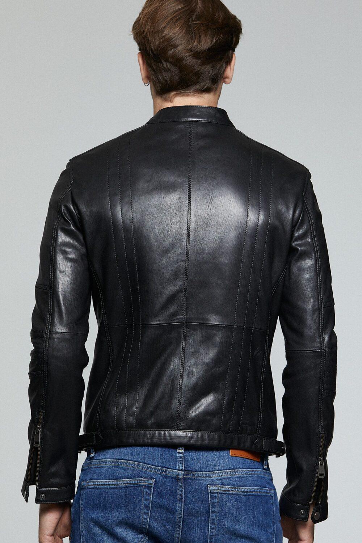 Vintage Loewe Leather Jacket