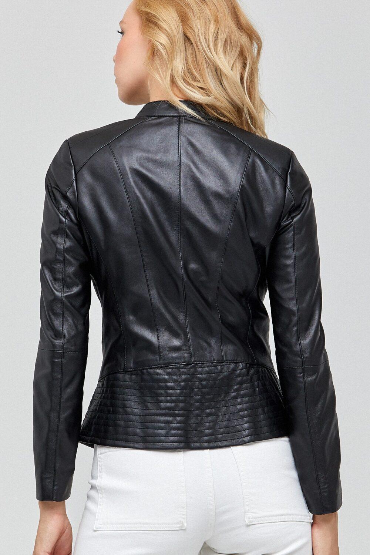 Saint Laurent Leather Jacket Women's