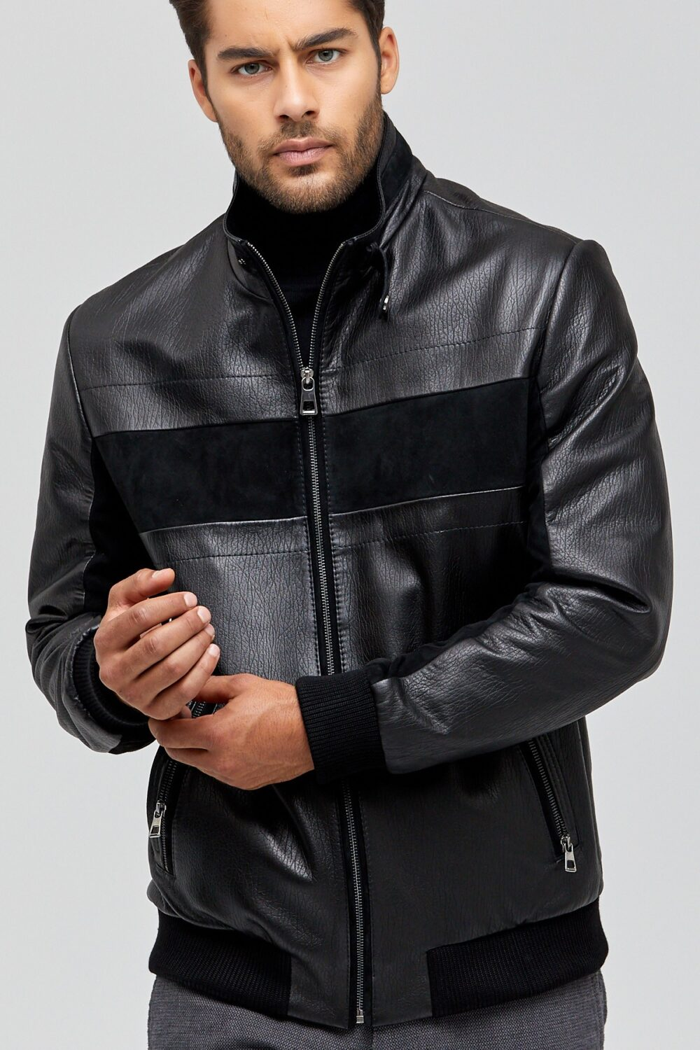 100 Genuine Leather Jacket