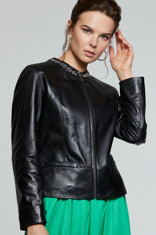 Soft Leather Jacket