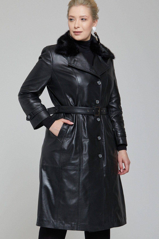 Acne Studios Myrtle Leather Jacket
