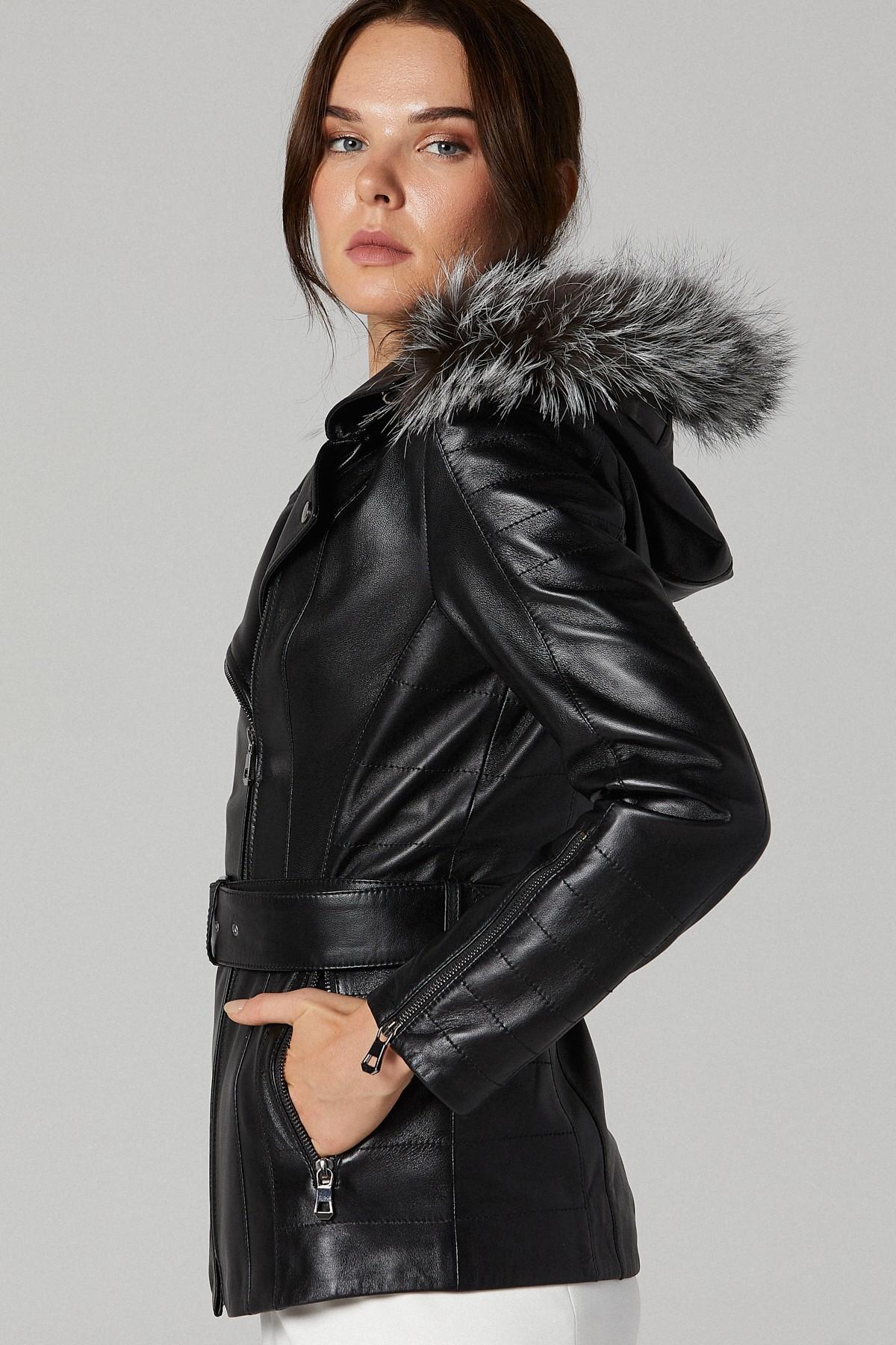 Topshop Ladies Leather Jackets