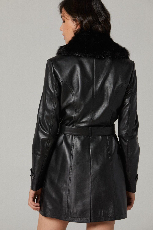 Artur Fit Leather Jacket
