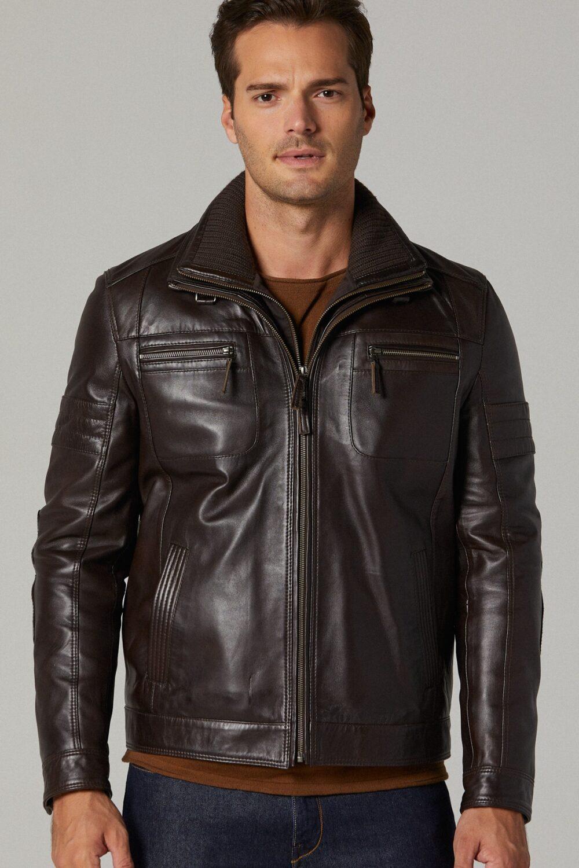 Alex Costa Leather Jacket