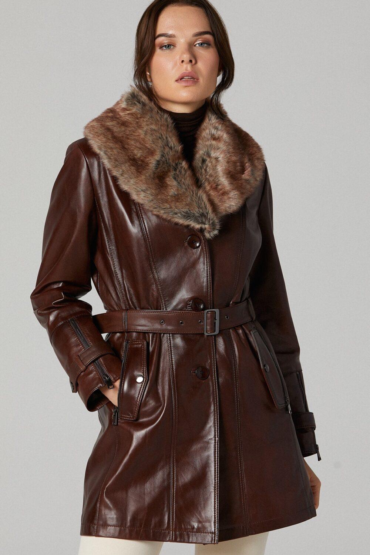 Madewell Womens Leather Jacket
