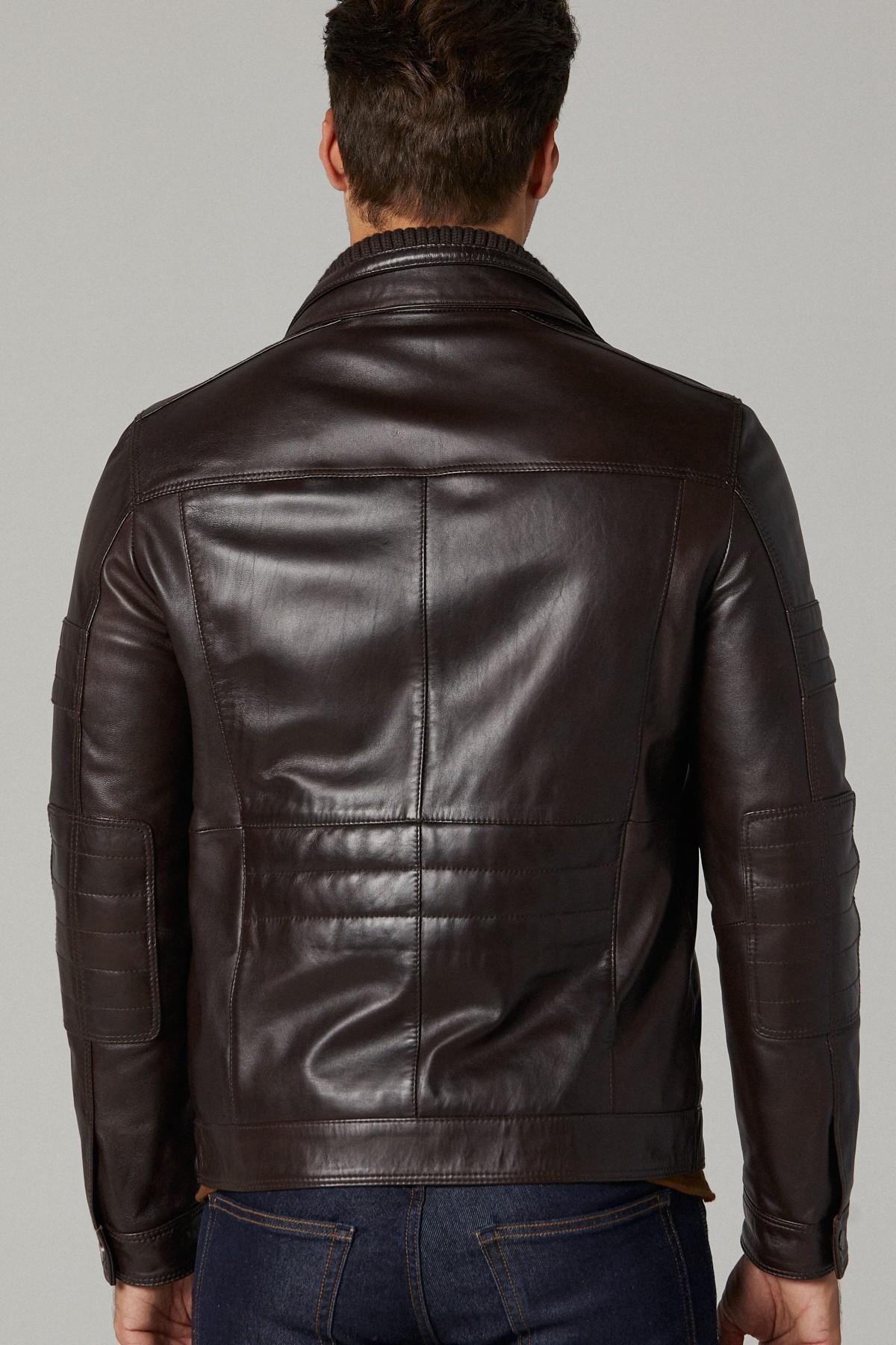 Mens Fashion Leather Jackets