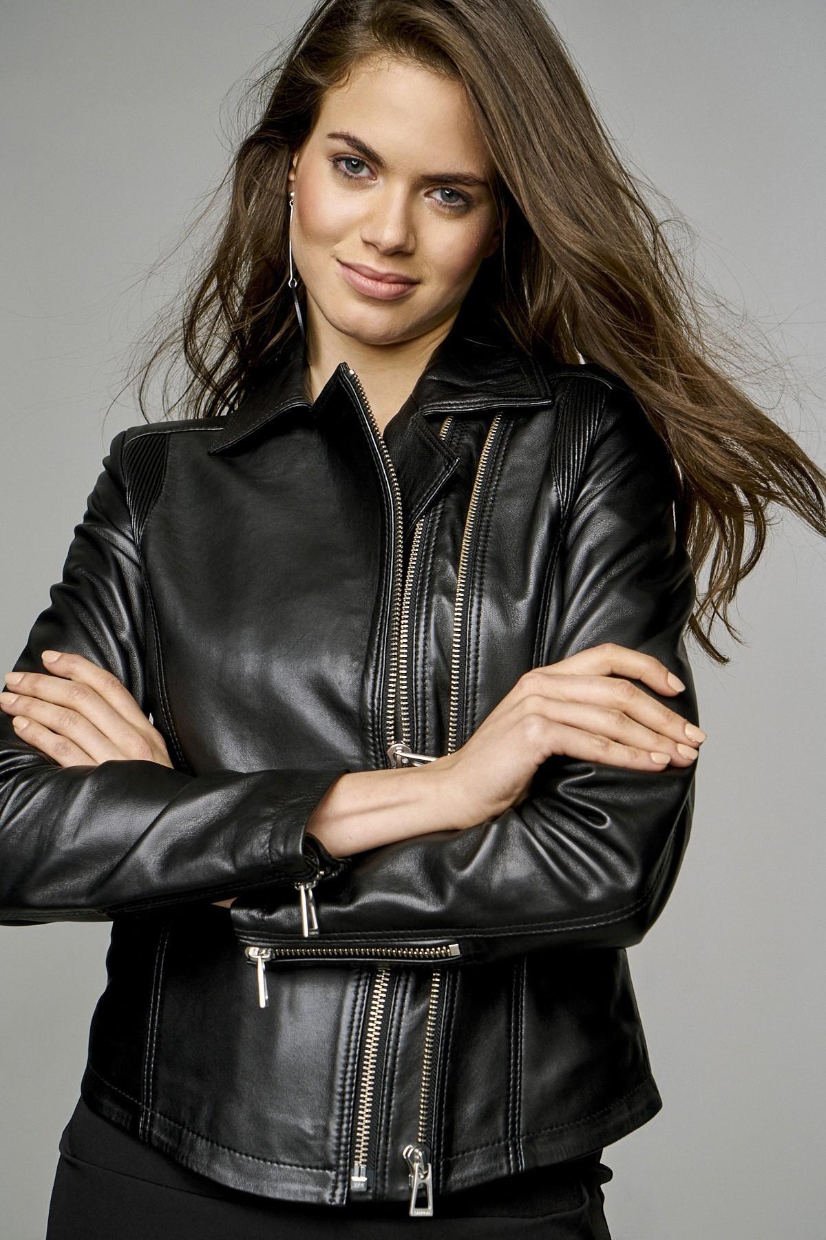 Dockers Genuine Leather Jacket