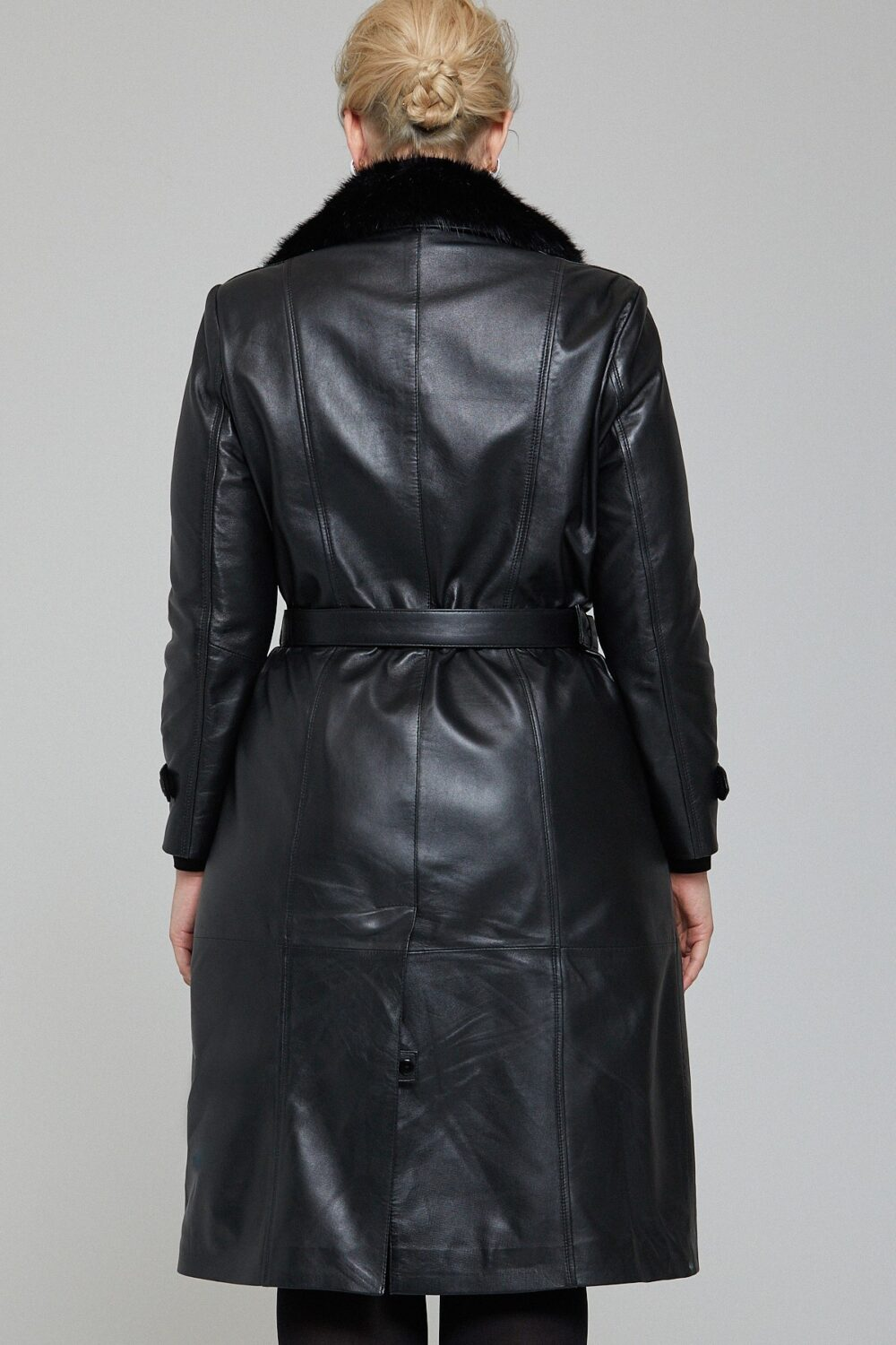 Real Leather Coats