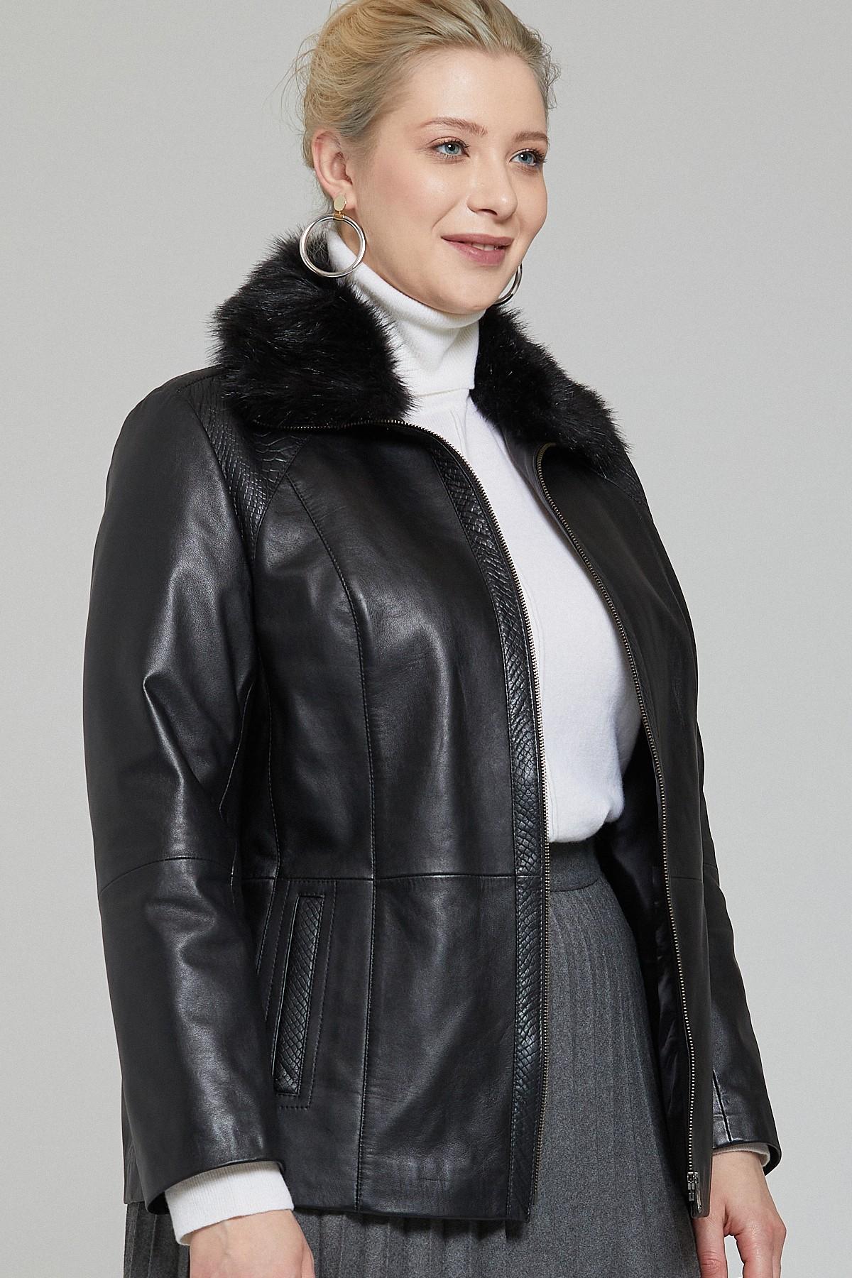 Lambskin Jacket Women's