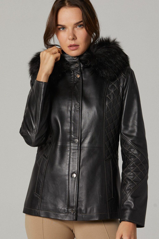 Michael Kors Leather Jackets Mens