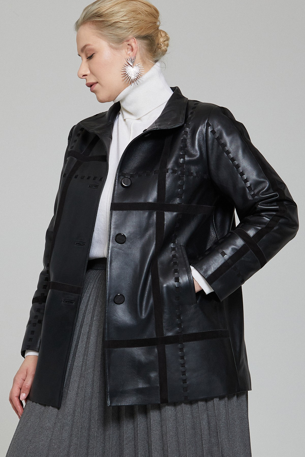 Connolly England Leather Jacket