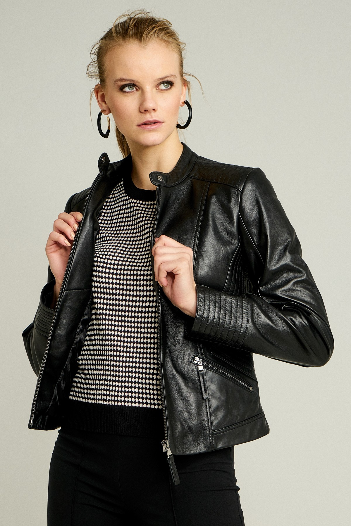 Wilsons Leather Womens Jacket