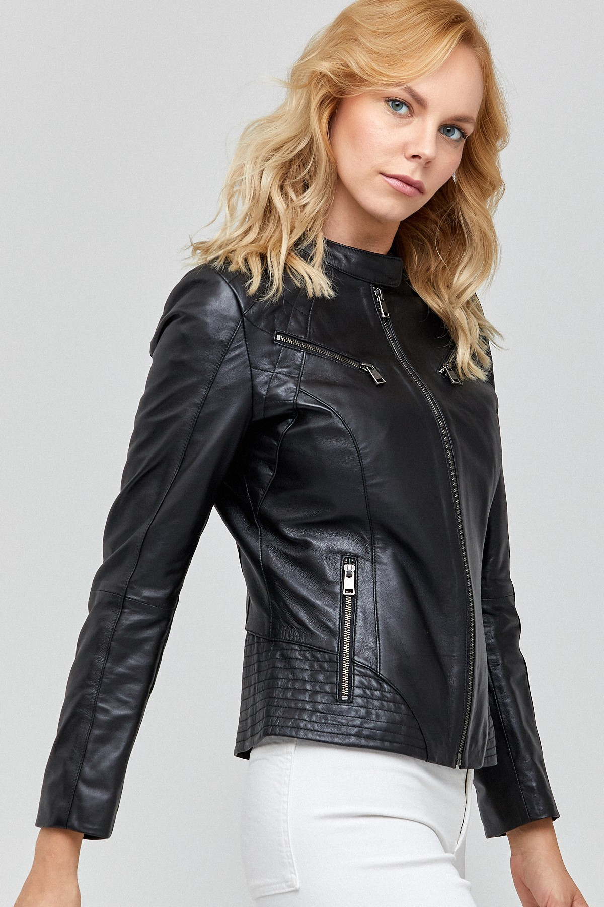 Leather Jackets Womens