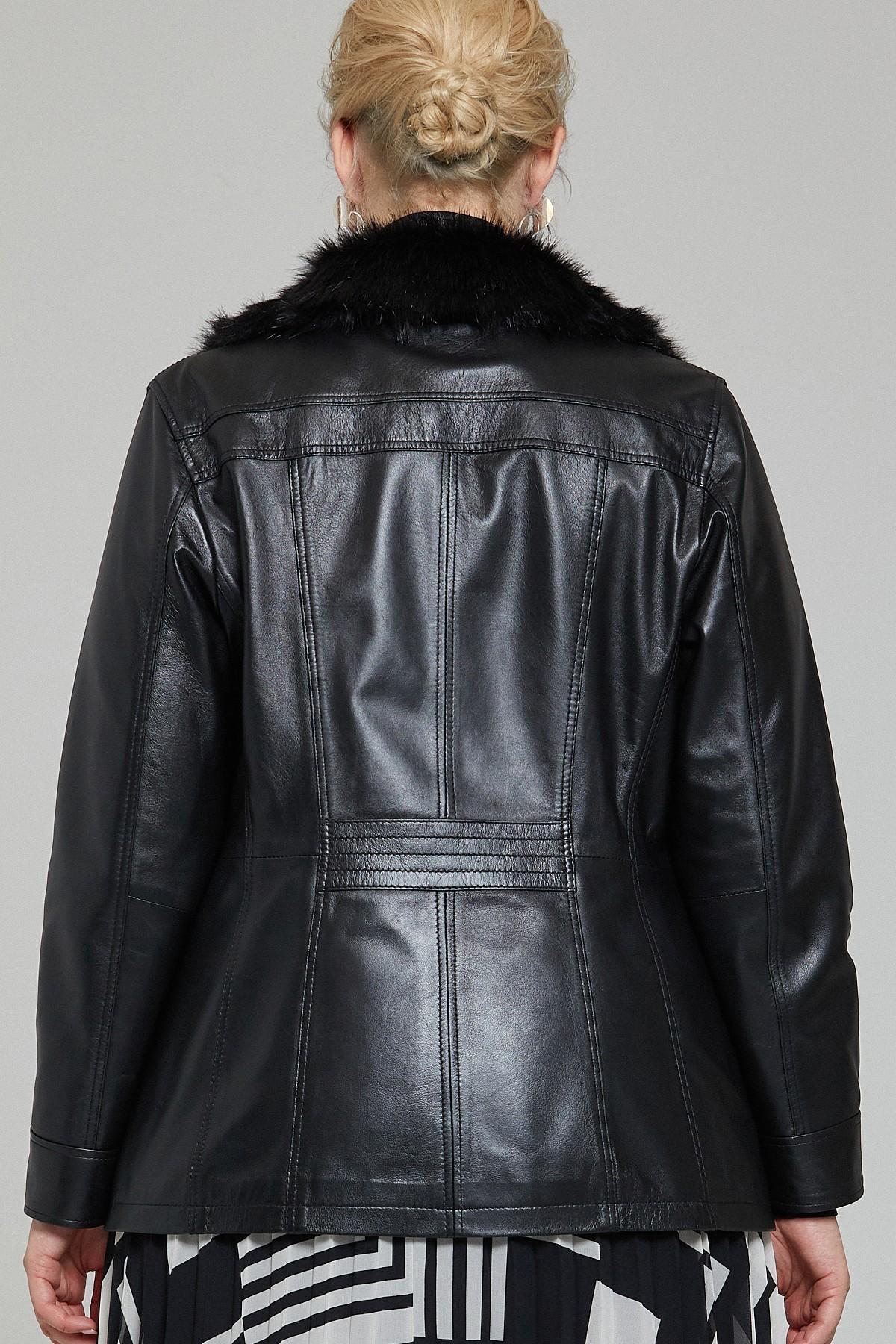 Paul Smith Leather Jacket Womens