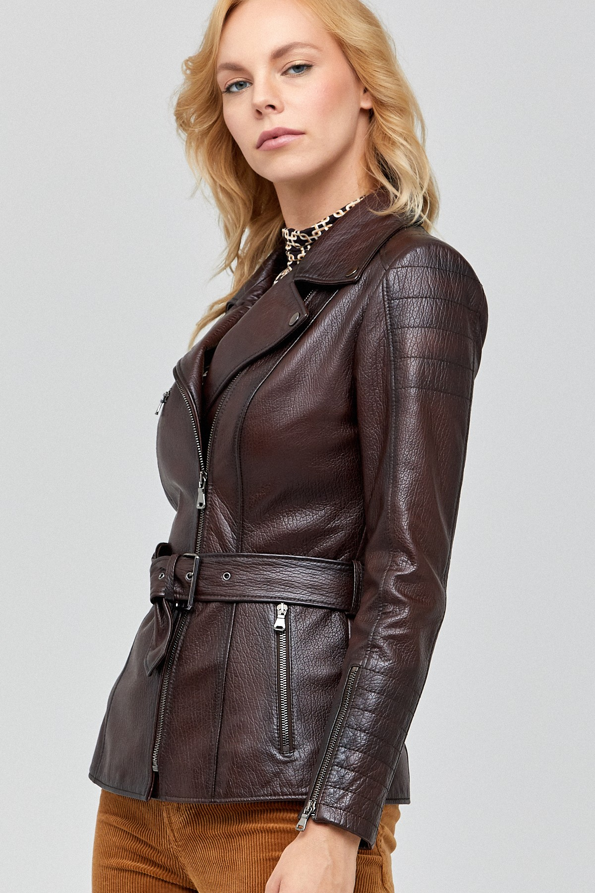 Belstaff Women's Leather Jacket